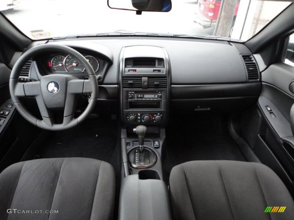 2006 Mitsubishi Galant DE Black Dashboard Photo #52368961 | GTCarLot.com