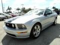 Satin Silver Metallic 2006 Ford Mustang Gallery