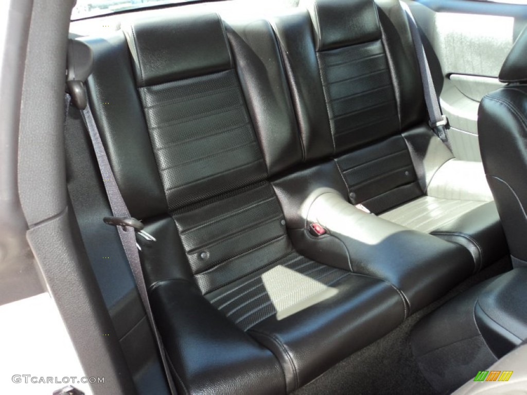 Dark Charcoal Interior 2006 Ford Mustang GT Premium Coupe Photo #52369267
