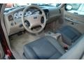 Medium Parchment Prime Interior Photo for 2002 Ford Explorer #52375663