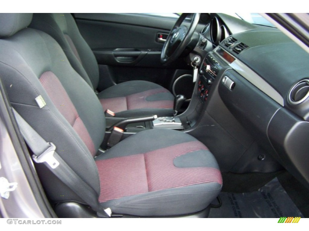2006 mazda mazda3 s hatchback interior photo 52377076. Black Bedroom Furniture Sets. Home Design Ideas