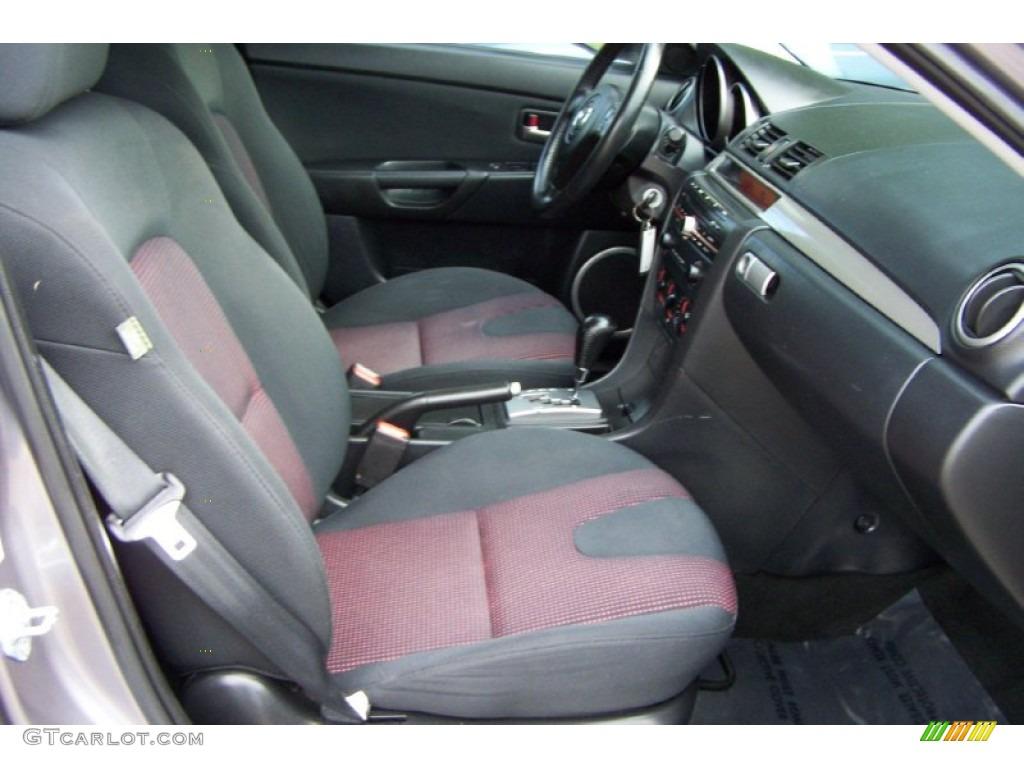 2006 mazda mazda3 s hatchback interior photo 52377076. Black Bedroom Furniture Sets. Home Design Ideas
