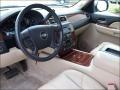 Light Cashmere/Ebony 2007 Chevrolet Tahoe Interiors