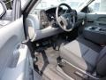Dark Titanium Interior Photo for 2011 Chevrolet Silverado 1500 #52380970