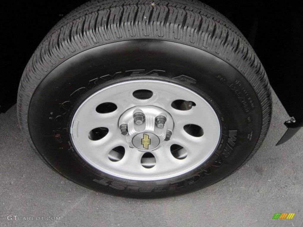 2011 Chevrolet Silverado 1500 Regular Cab 4x4 Wheel Photo #52381684