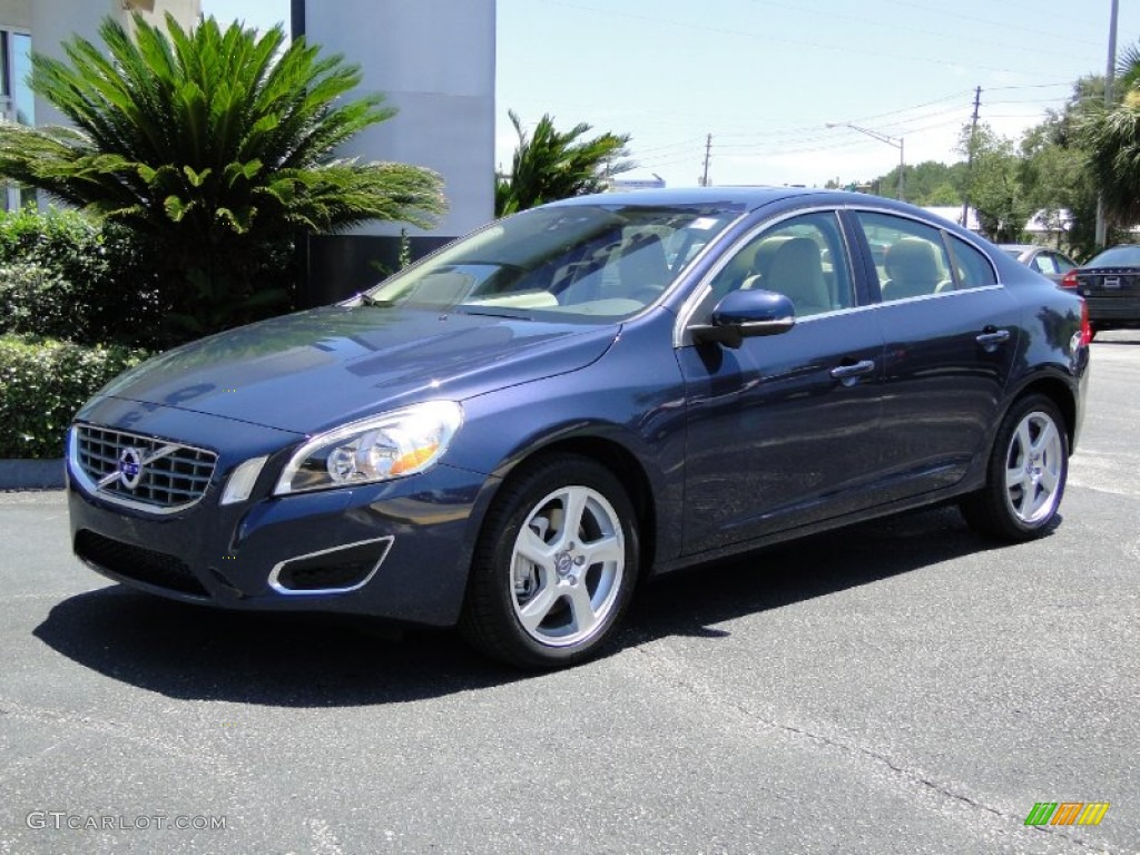 2012 caspian blue metallic volvo s60 t5 52390033 photo 10 car color galleries. Black Bedroom Furniture Sets. Home Design Ideas