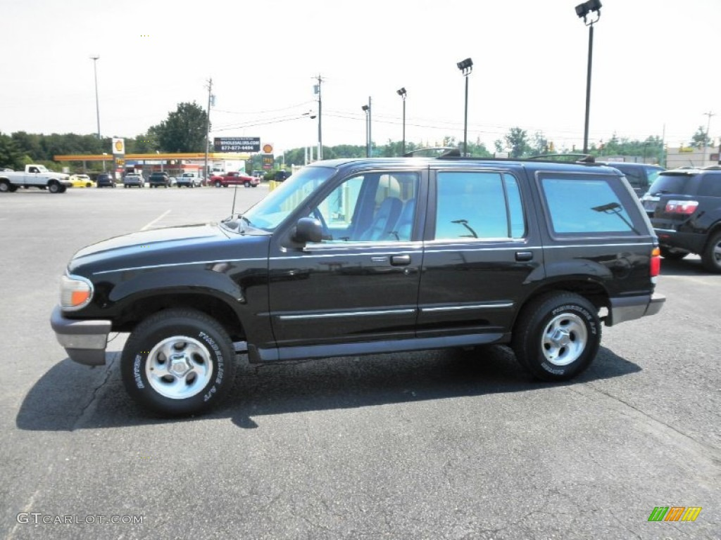 Black 1995 ford explorer xlt 4x4 exterior photo 52397286