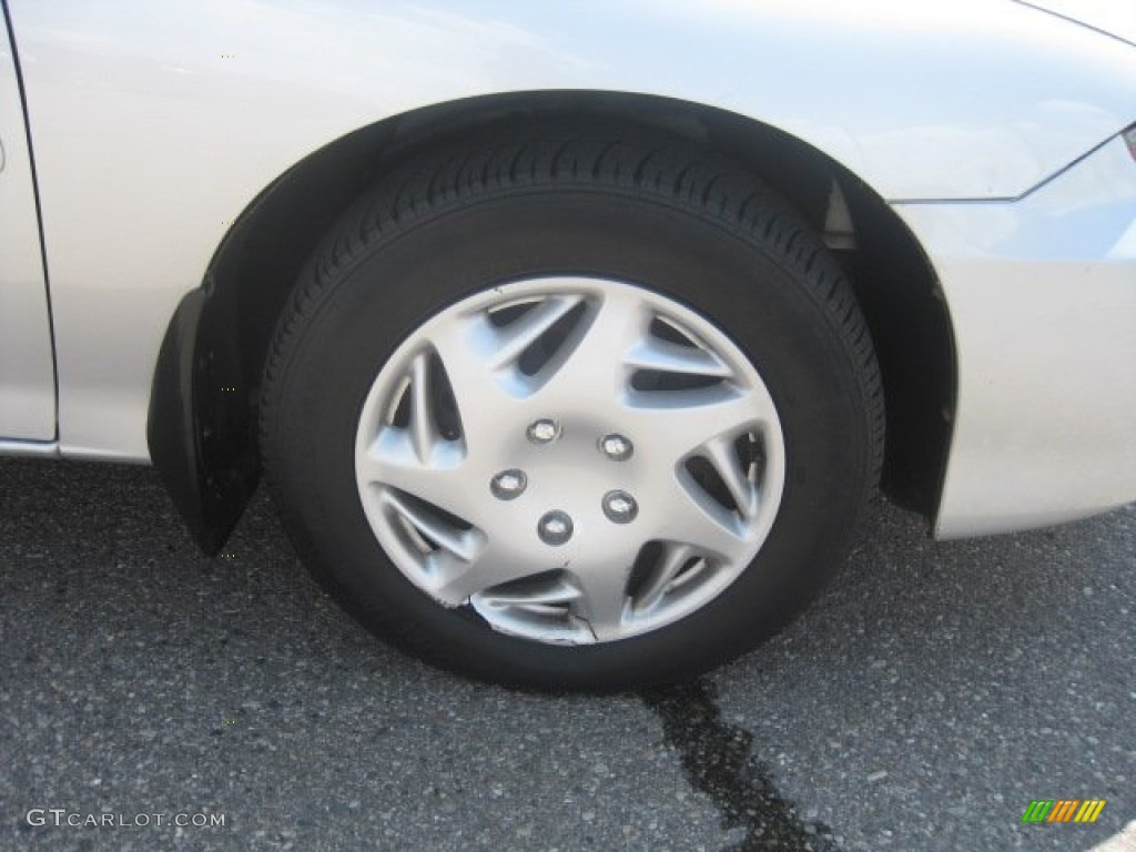 2003 Chevrolet Cavalier LS Coupe Wheel Photo #52402797