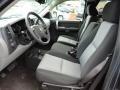Dark Titanium Interior Photo for 2008 Chevrolet Silverado 1500 #52403079