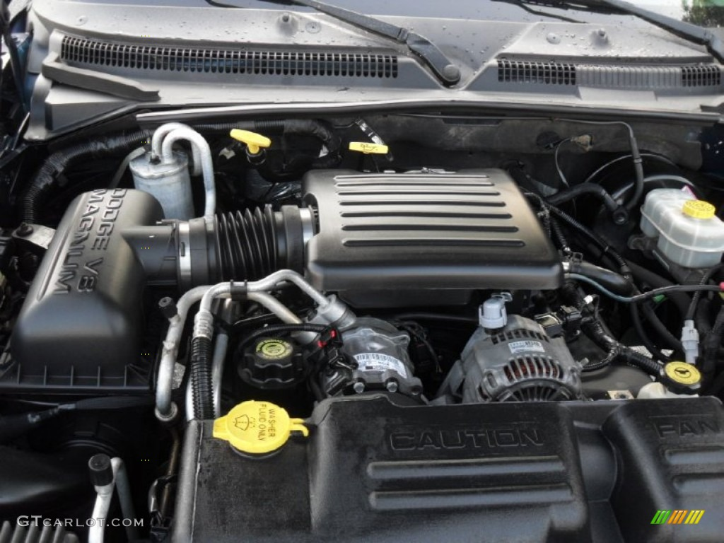 on 2000 Dodge Dakota Slt Specs