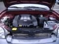 2002 Hyundai Santa Fe 2.7 Liter DOHC 24-Valve V6 Engine Photo