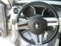 Light Graphite Steering Wheel Photo for 2005 Ford Mustang #52420443