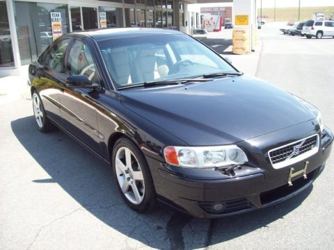 2006 volvo s60 r awd data info and specs. Black Bedroom Furniture Sets. Home Design Ideas