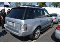 2007 Zermatt Silver Metallic Land Rover Range Rover Supercharged  photo #3