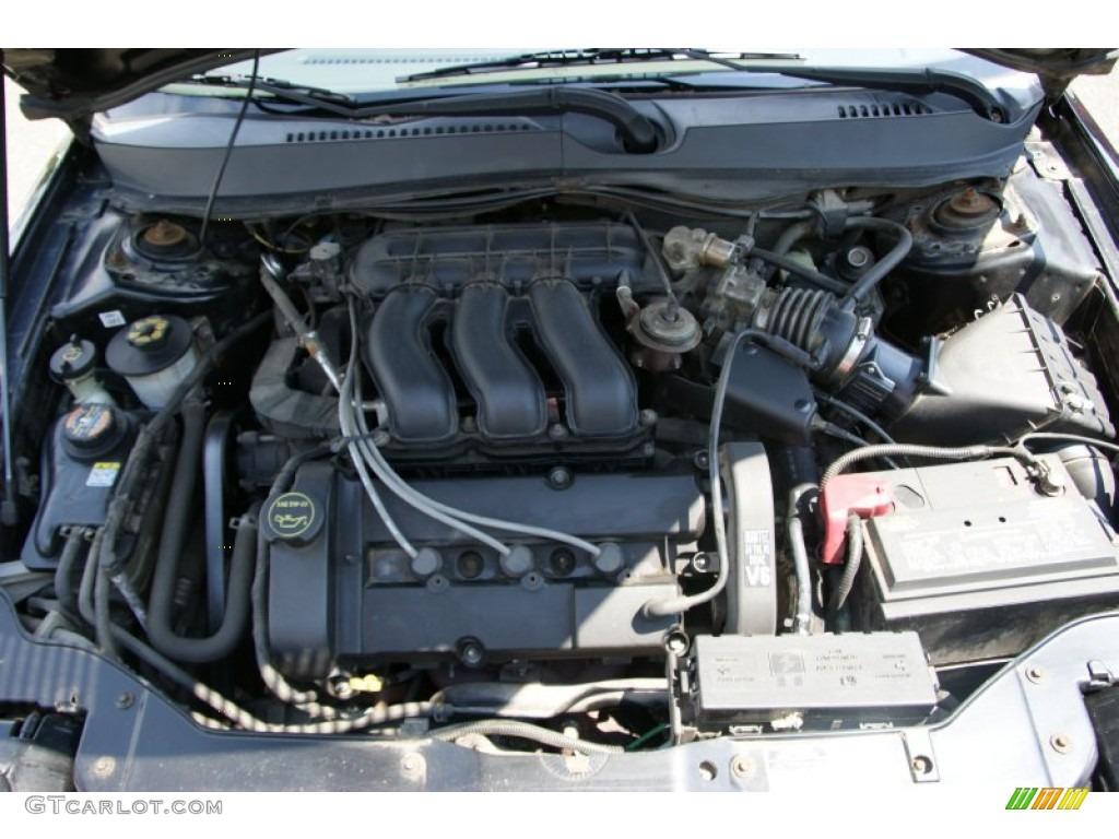 mercury sable 2001 engine