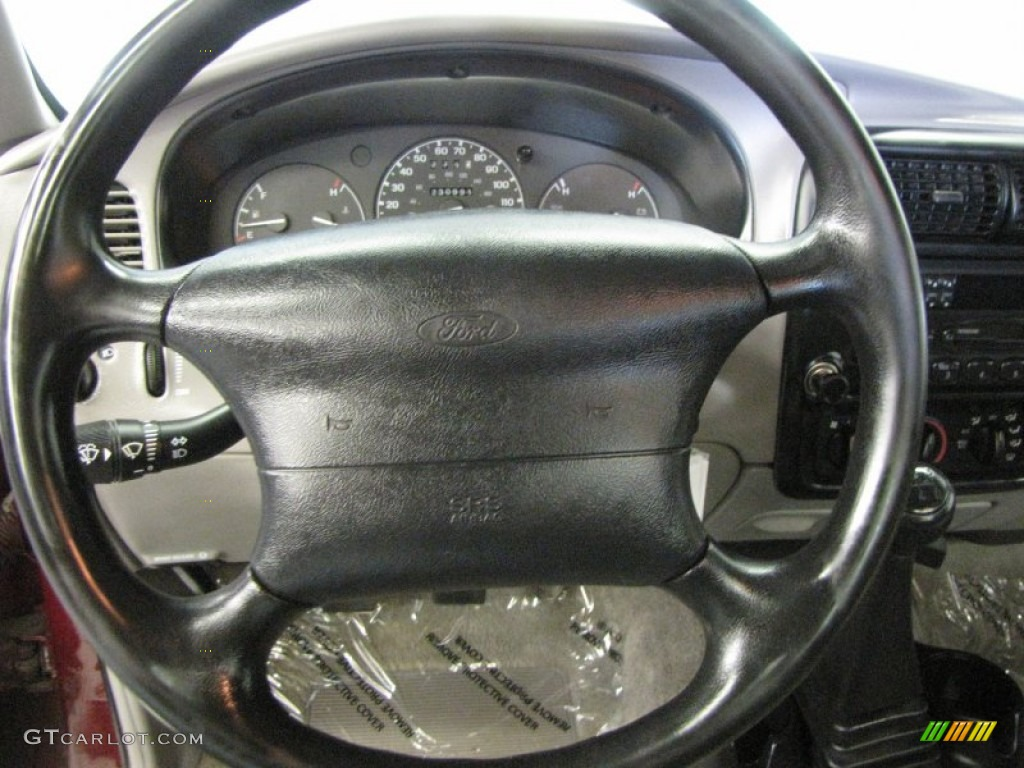1996 ford ranger xlt regular cab gray steering wheel photo. Black Bedroom Furniture Sets. Home Design Ideas