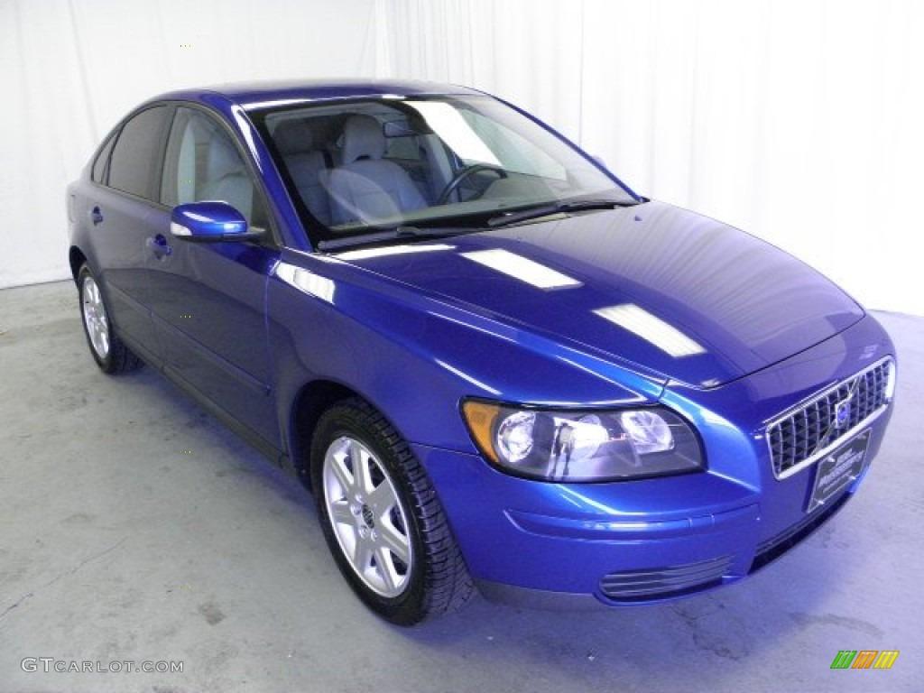 Volvo S40 2006 Blue