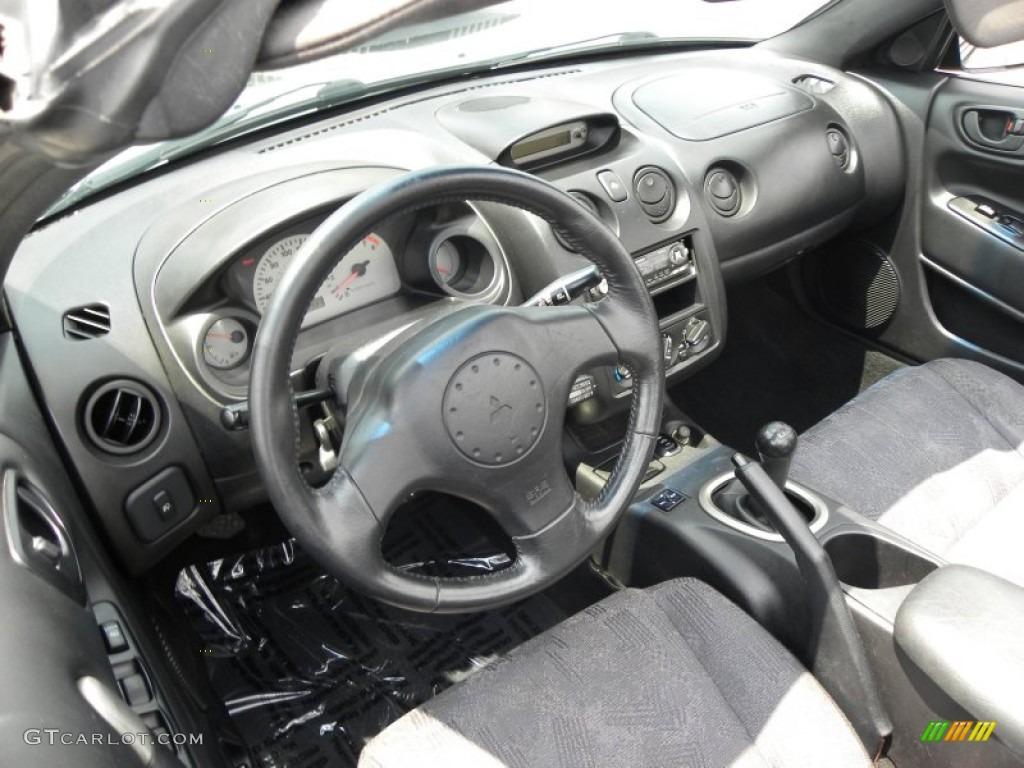 Mitsubishi Motor  2001 Mitsubishi Eclipse Spyder Interior