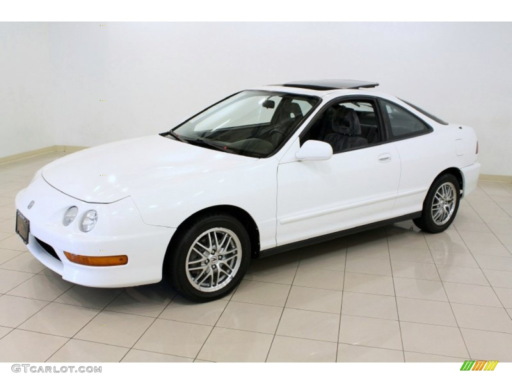 2001 Acura Integra Ls >> Taffeta White 2001 Acura Integra Ls Coupe Exterior Photo 52435172