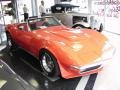 Monza Red 1970 Chevrolet Corvette Stingray Convertible