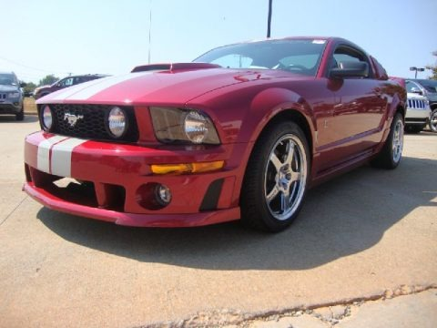 2007 ford mustang roush stage 1 coupe data info and specs. Black Bedroom Furniture Sets. Home Design Ideas