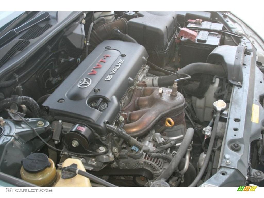 2003 toyota camry le 2 4 liter dohc 16 valve vvt i 4 cylinder engine photo 5. Black Bedroom Furniture Sets. Home Design Ideas
