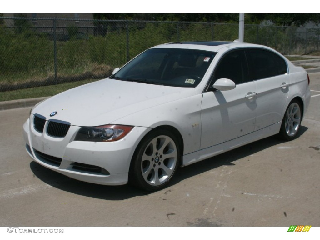 alpine white 2006 bmw 3 series 330i sedan exterior photo 52450855. Black Bedroom Furniture Sets. Home Design Ideas