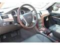 2011 Cadillac Escalade Ebony/Ebony Interior Dashboard Photo