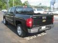 2011 Black Chevrolet Silverado 1500 LT Crew Cab  photo #3