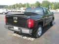 2011 Black Chevrolet Silverado 1500 LT Crew Cab  photo #5