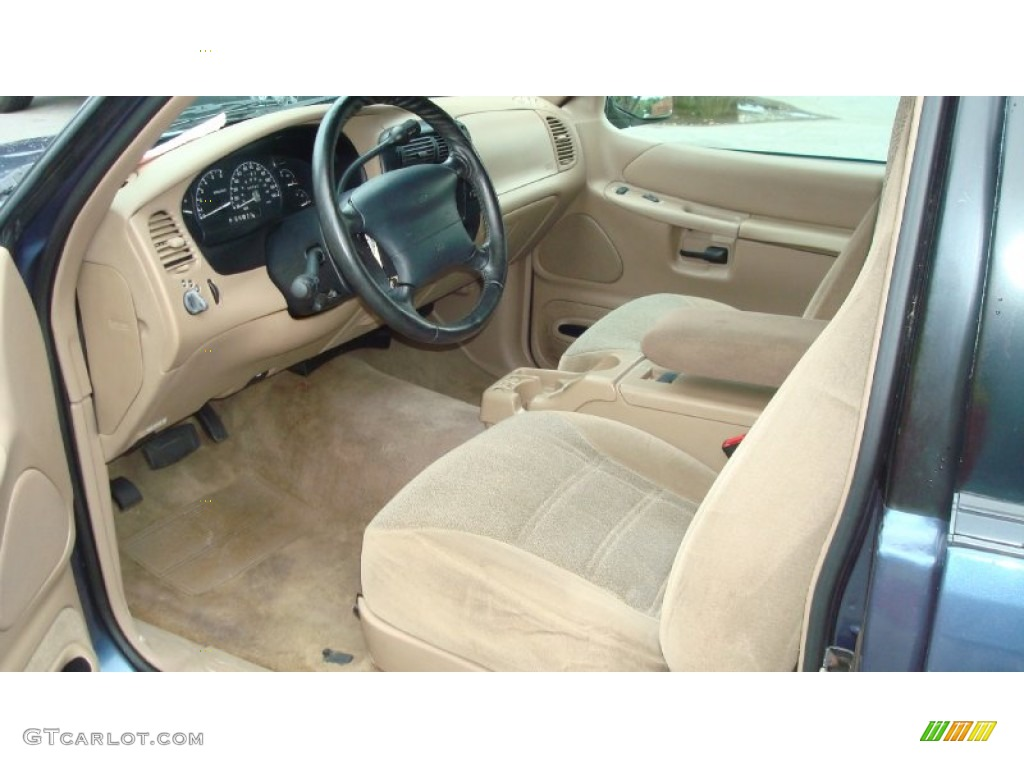 1999 Ford Explorer Sport Interior Photos