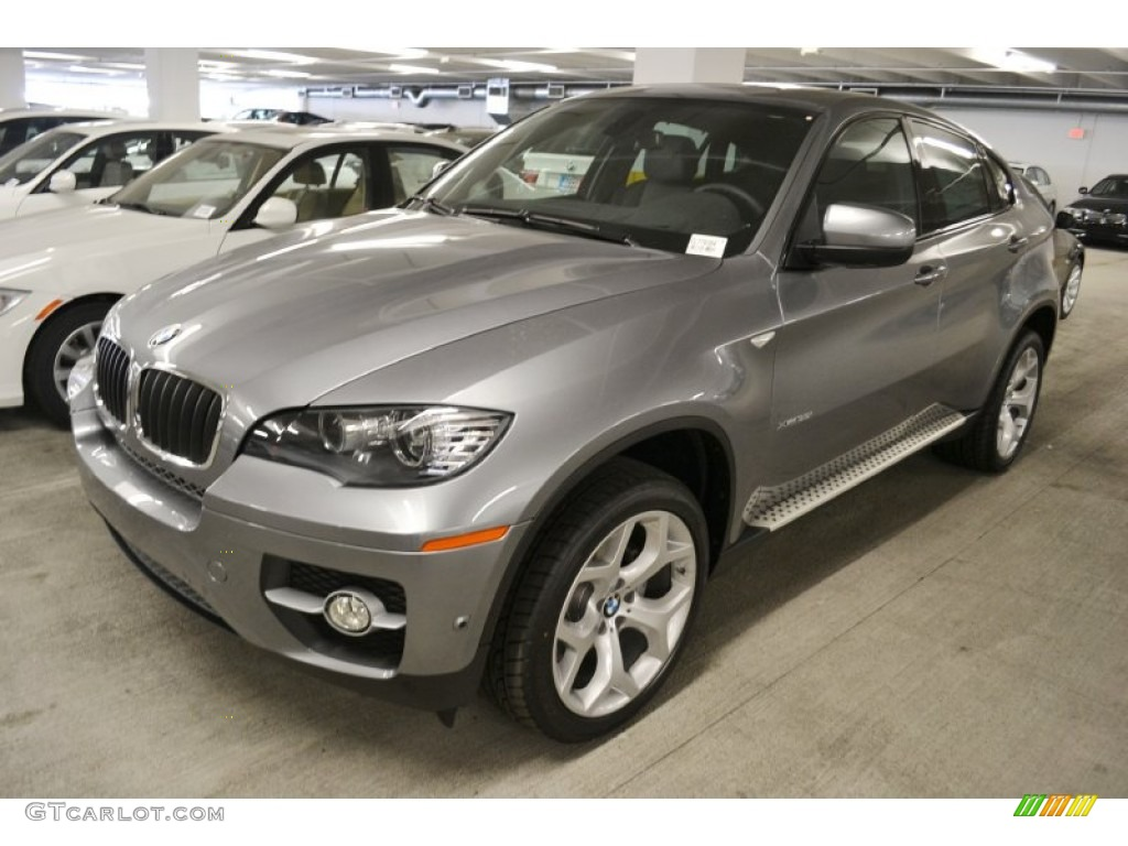 Space Grey Metallic 2012 Bmw X6 Xdrive35i Exterior Photo 52461308 Gtcarlot Com