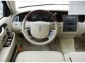 2011 Lincoln Town Car Light Camel Interior Dashboard Photo
