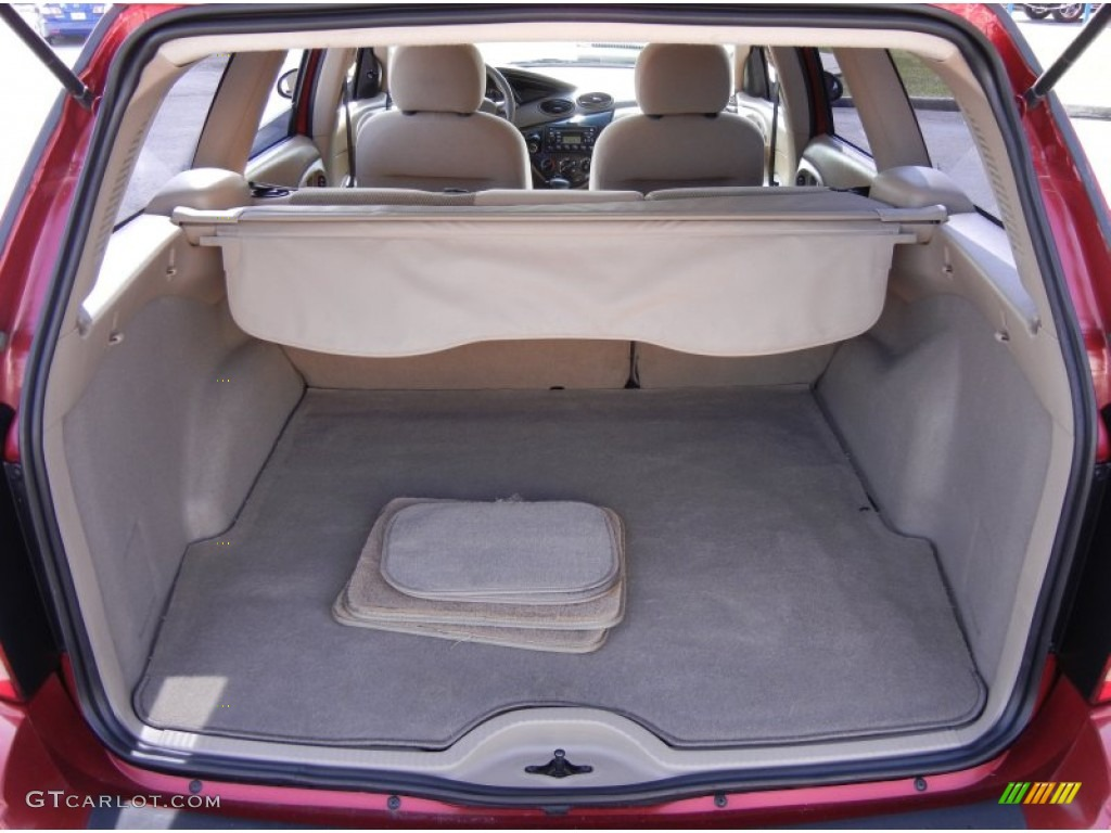 2004 ford focus se wagon trunk photo 52467881. Black Bedroom Furniture Sets. Home Design Ideas