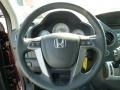Black Steering Wheel Photo for 2011 Honda Pilot #52474040