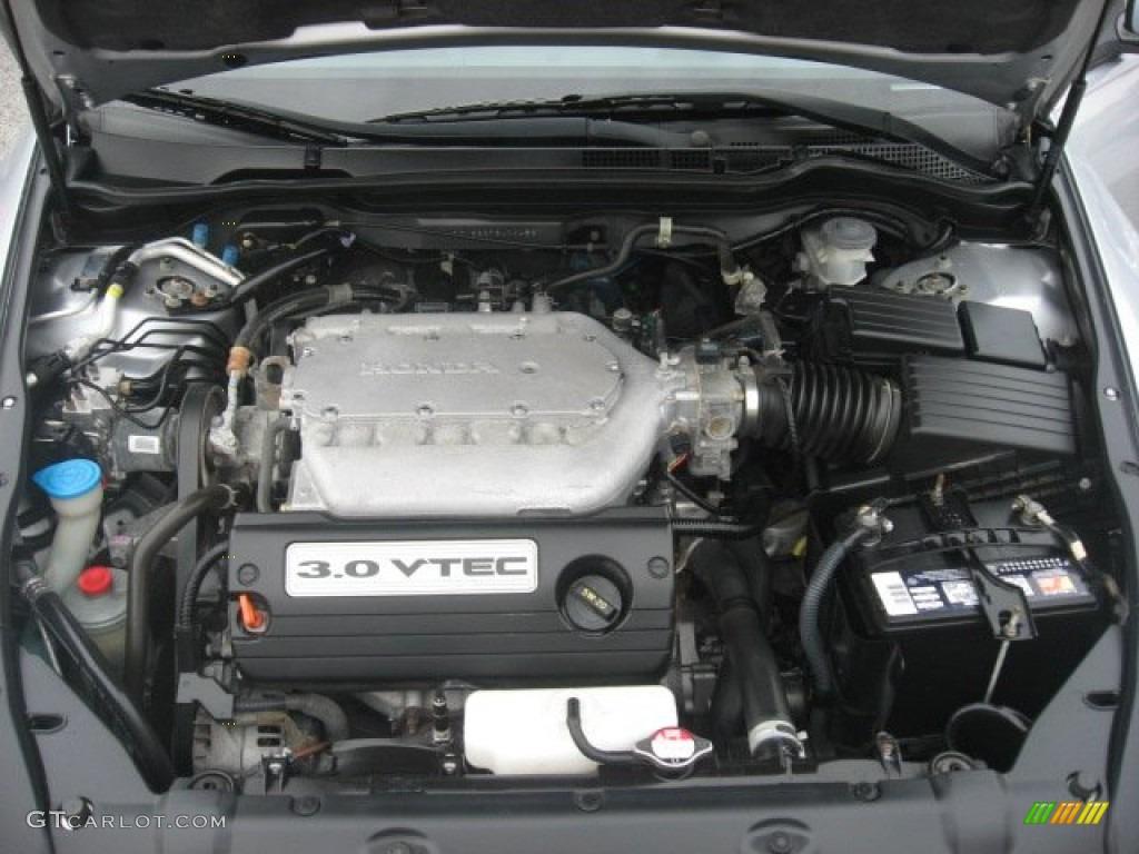 2003 honda accord lx v6 coupe 3 0 liter sohc 24 valve vtec v6 engine photo 52474601. Black Bedroom Furniture Sets. Home Design Ideas