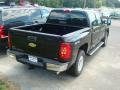 2011 Black Chevrolet Silverado 1500 LTZ Crew Cab 4x4  photo #2