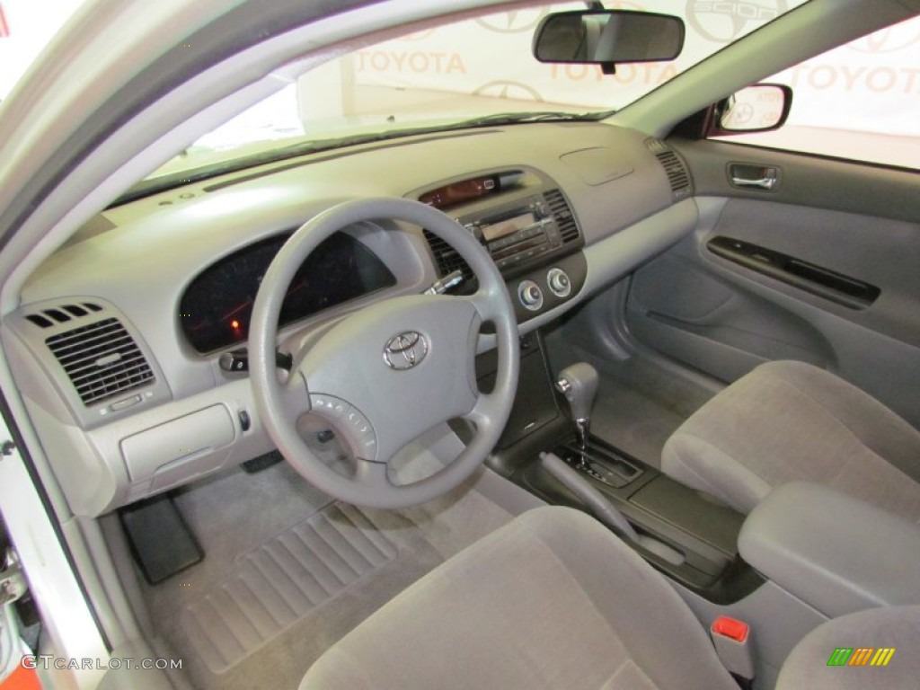 stone gray interior 2006 toyota camry le photo 52484294. Black Bedroom Furniture Sets. Home Design Ideas