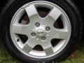 2005 Nissan Sentra SE-R Wheel and Tire Photo