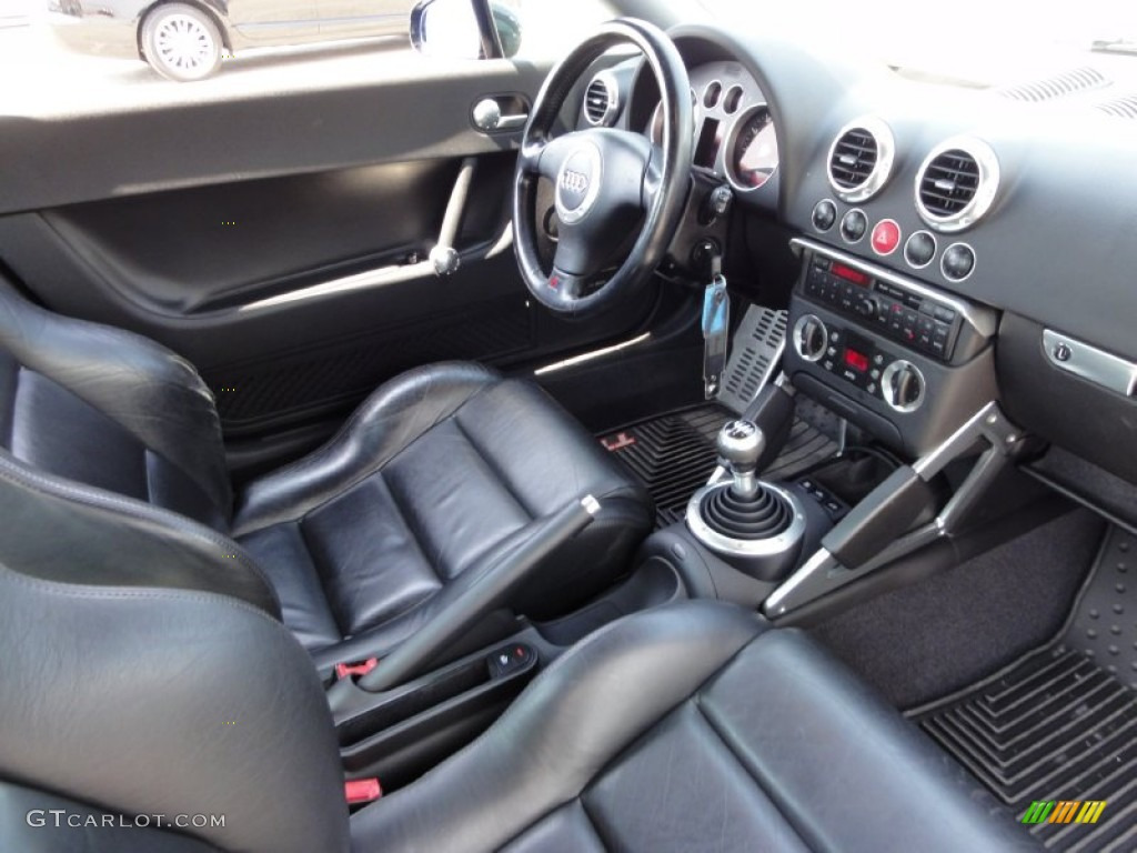 2001 audi tt quattro engine 10