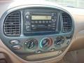 2002 Toyota Tundra Light Charcoal Interior Controls Photo