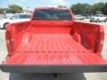 2009 Victory Red Chevrolet Silverado 1500 LS Extended Cab  photo #4
