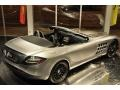 Crystal Antimony Gray Metallic - SLR McLaren 722 S Roadster Photo No. 35