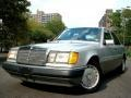 Astro Silver Metallic 1990 Mercedes-Benz E Class 300 D Sedan