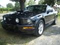 2007 Black Ford Mustang GT Coupe  photo #1