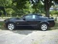 2007 Black Ford Mustang GT Coupe  photo #2