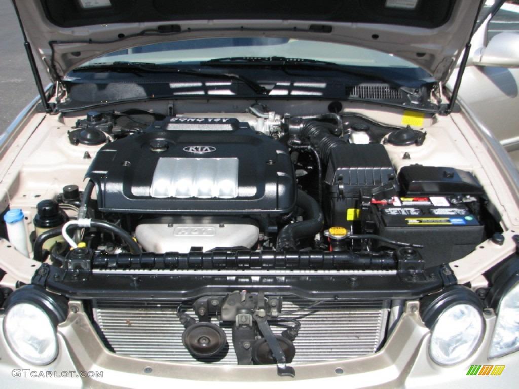 2005 kia optima lx 2 4 liter dohc 16 valve 4 cylinder for 2004 kia optima motor