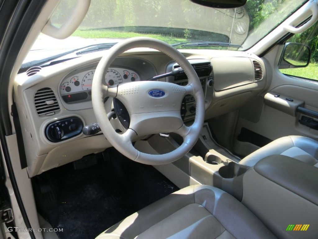 2005 Explorer Interior Gallery