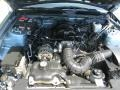 2007 Windveil Blue Metallic Ford Mustang V6 Deluxe Convertible  photo #13