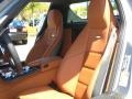 2012 SLS AMG designo Light Brown Natural Woven Interior